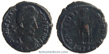 Ancient Coins - CONSTANTIUS II. (AD 337-61) AE3, 2.22g.  Thessalonica. SPES REIPVBLICE