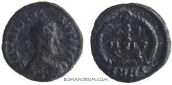 Ancient Coins - THEODOSIUS I. (AD 378-395) AE4, 0.91g.  Heraclea.