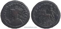 Ancient Coins - PROBUS. (AD 276-282 ) Antoninianus, 4.34g.  Siscia. Scarcer officina