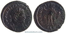 Ancient Coins - CONSTANTINE I, The Great . (AD 306-337) Reduced follis, 2.87g.  London. SOLI INVICTO