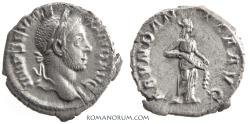 Ancient Coins - SEVERUS ALEXANDER. (AD 222-235) Denarius, 3.28g.  Rome. Scarce