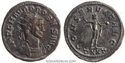 Ancient Coins - PROBUS. (AD 276-282) Antoninianus, 4.23g.  Ticinum.