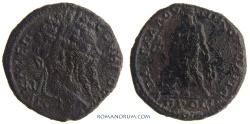 Ancient Coins - SEPTIMIUS SEVERUS. (AD 193-211) AE26, 11.84g.  Nicopolis ad Istrum. Featured in wildwinds.com