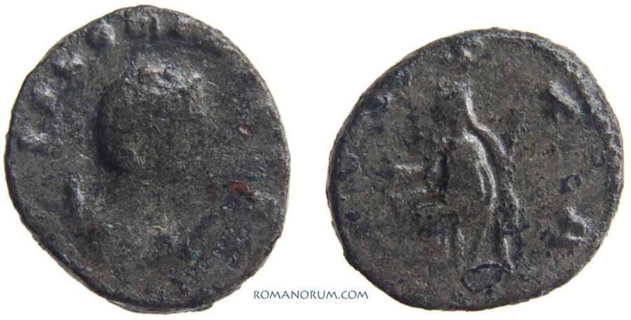 salonina wife of gallienus antoninianus cologne vesta. Black Bedroom Furniture Sets. Home Design Ideas