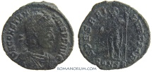 Ancient Coins - CONSTANTIUS II. (AD 337-61) AE3, 1.51g.  Constantinopla. Spes Reipvblice.