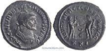 Ancient Coins - MAXIMIANUS. (AD 286-305) Antoninianus, 3.93g.  Antioch. Scarce officina