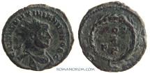 Ancient Coins - GALERIUS. (AD 305-311) AE3, 3.42g.  Carthage. VOT X