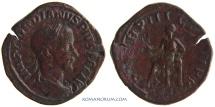Ancient Coins - GORDIAN III. (AD 238-244) Sestertius, 19.84g.  Rome. Apollo with lyre.