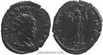 Ancient Coins - CLAUDIUS II, Gothicus. (AD 268-270 ) Antoninianus, 2.66g.  Milan. Felic Tenpo [sic]