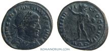 Ancient Coins - CONSTANTINE I, The Great . (AD 306-337) Follis, 2.92g.  Aquileia. SOLI INVICTO