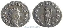 Ancient Coins - GALLIENUS. (AD 253-268) Antoninianus, 3.08g.  Rome. FORTVNA REDVX