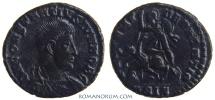 Ancient Coins - CONSTANTIUS GALLUS. (AD 351-54) AE 3, 2.72g.  Siscia. FEL TEMP