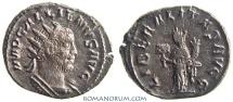 Ancient Coins - GALLIENUS. (AD 253-268) Antoninianus, 3.86g.  Antioch. LIBERALITAS AVGG