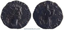 Ancient Coins - CLAUDIUS GOTHICUS. (AD 268-270) Antoninianus, 1.84g.  Rome. AEQVITAS AVG