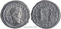 Ancient Coins - PROBUS. (AD 276-282) Antoninianus, 3.47g.  Antioch.