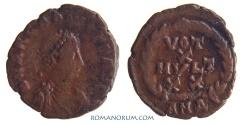 Ancient Coins - ARCADIUS. (AD 383-408) AE4, 0.98g.  Antioch. Striking reverse