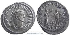 Ancient Coins - PROBUS. (AD 276-282) Antoninianus, 4.00g.  Antioch.
