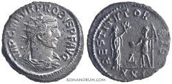 Ancient Coins - PROBUS. (AD 276-282) Antoninianus, 4.31g.  Antioch.