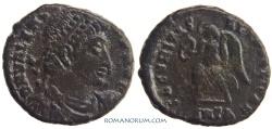 Ancient Coins - VALENS. (AD 364-378) AE3, 2.32g.  Antioch. SECVRITAS REIPUBLICAE