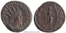 Ancient Coins - POSTUMUS. (AD 260-268) Antoninianus, 2.97g.  Cologne. IMP X COS V