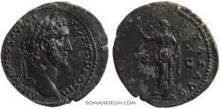 Ancient Coins - ANTONINUS PIUS. (AD 138-161) As, 7.31g.  Rome.