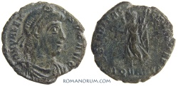 Ancient Coins - VALENS. (AD 364-378) AE3, 2.13g.  Rome.