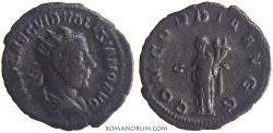 Ancient Coins - VOLUSIAN. (AD 251-253) Antoninianus, 2.30g.  Antioch.