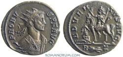 Ancient Coins - PROBUS. (AD 276-282 ) Antoninianus, 3.43g.  Rome. ADVENTVS AVG