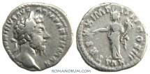 Ancient Coins - MARCUS AURELIUS. (AD 161-180) Denarius, 3.22g.  Rome. PAX