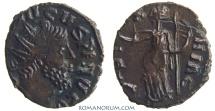 Ancient Coins - TETRICUS  Barbarous imitation. (AD 270-273) Antoninianus, 1.50g.   VIRTVS? PAX