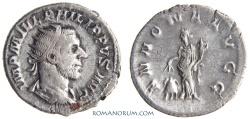 Ancient Coins - PHILIP I, The Arab. (AD 244-249) Antoninianus, 4.17g.  Rome. ANNONA AVGG