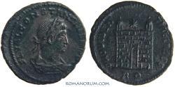 Ancient Coins - CONSTANTIUS II. (AD 337-361) AE 3, 2.85g.  Rome. Rare.