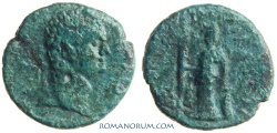 Ancient Coins - DOMITIAN. (AD 81-96) AE19, 5.27g.  Macedonia, Amphipolis.