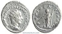Ancient Coins - GORDIAN III. (AD 238-244) Antoninianus, 4.41g.  Rome. PROVIDENTIA AVG