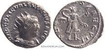 Ancient Coins - VALERIAN. (AD 253-260) Antoninianus, 3.92g.  Antioch.
