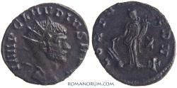 Ancient Coins - CLAUDIUS II, Gothicus. (AD 268-270 ) Antoninianus, 2.53g.  Rome.