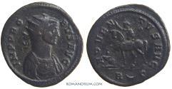 Ancient Coins - PROBUS. (AD 276-282) Antoninianus, 2.75g.  Rome.