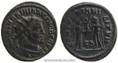 Ancient Coins - GALERIUS. (AD 293-311) Antoninianus, 3.16g.  Cyzicus. Scarce