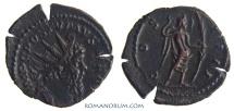 Ancient Coins - POSTUMUS. (AD 260-268) Antoninianus, 3.18g.  Cologne. COS IIII Nemesis or Victory