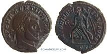 Ancient Coins - MAXENTIUS. (AD 306-312 ) Follis, 6.10g.  Ostia.
