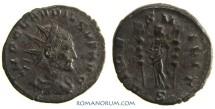 Ancient Coins - CLAUDIUS II, Gothicus. (268-270 AD) Antoninianus, 3.46g.  Milan.