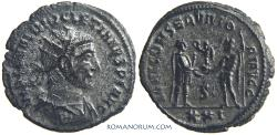 Ancient Coins - DIOCLETIAN. (AD 284-305) Antoninianus, 3.47g.  Antioch.