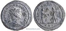 Ancient Coins - PROBUS. (AD 276-282) Antoninianus, 3.57g.  Antioch.