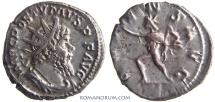 Ancient Coins - POSTUMUS. (AD 260-268) Antoninianus, 3.78g.  Lugdunum. ORIENS AVG