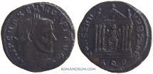 Ancient Coins - MAXENTIUS. (AD 306-312 ) Follis, 5.21g.  Aquileia.