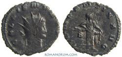Ancient Coins - GALLIENUS. (AD 253-268 ) Antoninianus, 2.52g.  Rome. ABVNDANTIA AVG