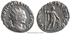 Ancient Coins - GALLIENUS. (AD 253-268) Antoninianus, 3.43g.  Antioch. Featured in wildwinds.com