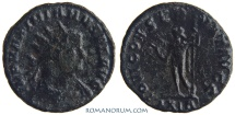 Ancient Coins - MAXIMIANUS. (AD 286-305) Follis, 3.63g.  Rome. IOVI CONSERVAT AVGG