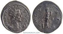 Ancient Coins - PROBUS. (AD 276-282) Antoninianus, 3.98g.  Lugdunum. SALVS AVG