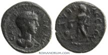 Ancient Coins - CILICIA. Colybrassus. TRANQUILLINA. Wife of Gordian III.  AE18, 4.38g. Hermes.